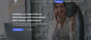 Création du site web du cabinet d'expertise Espace Etude Conseil